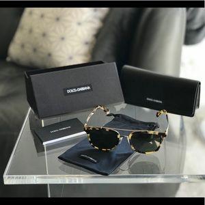 7dd054769a8 Dolce   Gabbana Accessories - Dolce   Gabbana DG 2175 Sunglasses